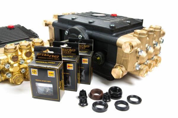 Interpump pumput ja varaosat