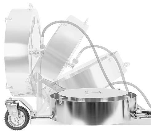 Mosmatic alusta- ja helmapesurin pesukulman säätäminen