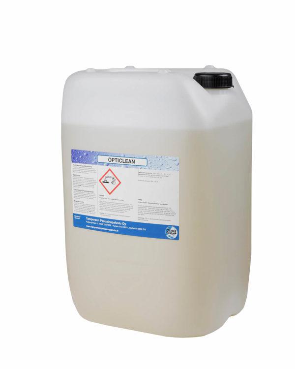 OPTICLEAN puhdistusaine kanisteri