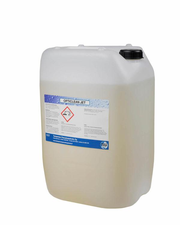 OPTICLEAN JET puhdistusaine kanisteri