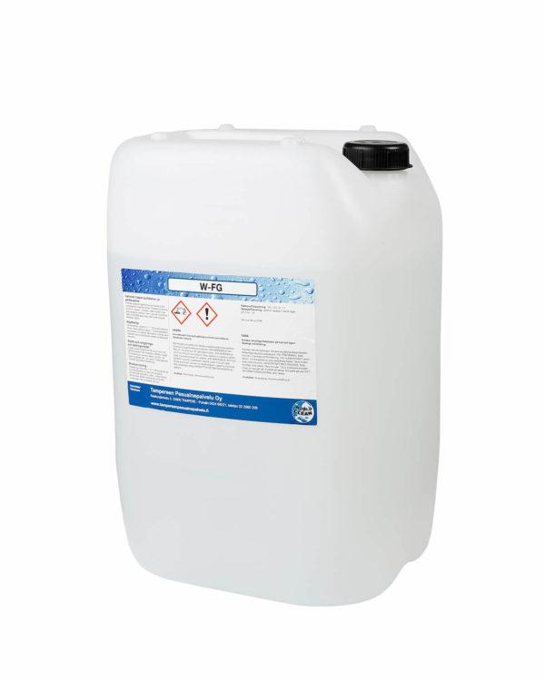 W-FG puhdistusaine kanisteri