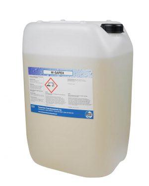 W-SAPEX puhdistusaine kanisteri