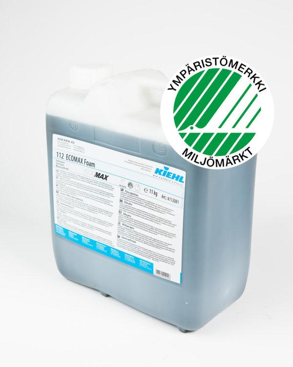112 ECOMAX Foam puhdistusaine kanisteri