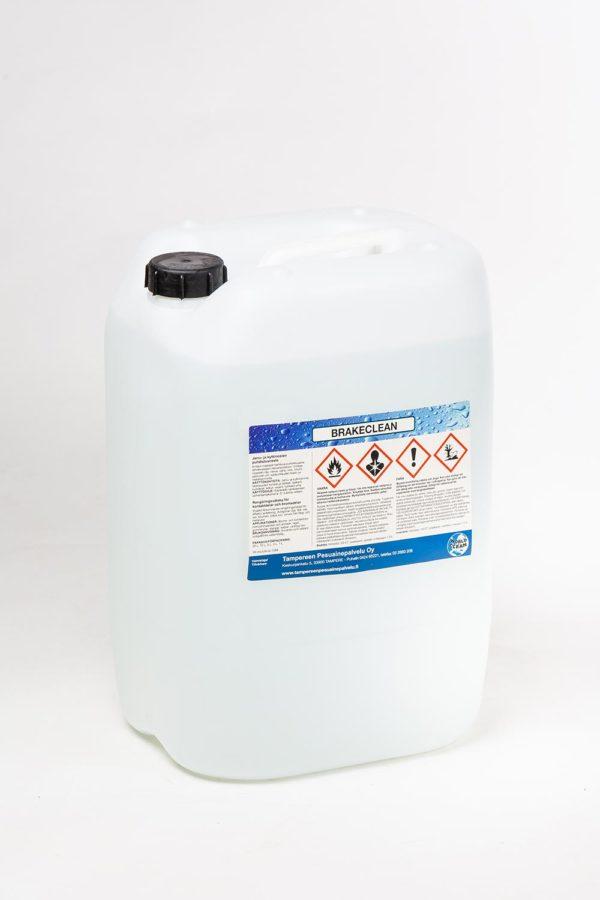 Brakeclean jarrunpuhdistusaine kanisteri