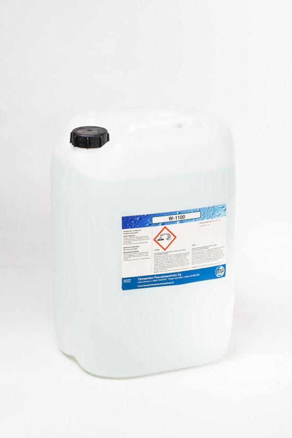 W-1100 pesuaine kanisteri