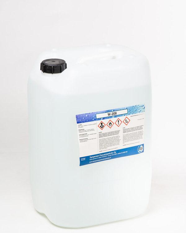 W-208 kylmärasvanpoistoaine kanisteri