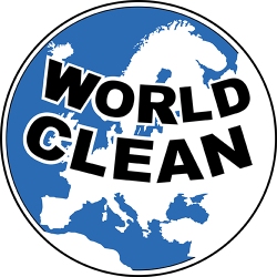 World Clean logo